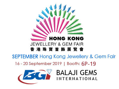 Hong Kong International Diamond, Gem & Pearl Show 2019